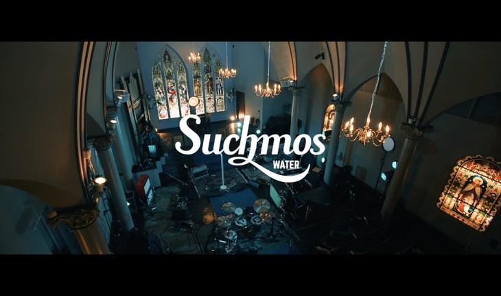 「Suchmos『THE ANYMAL』Live in Church」のワンシーン。